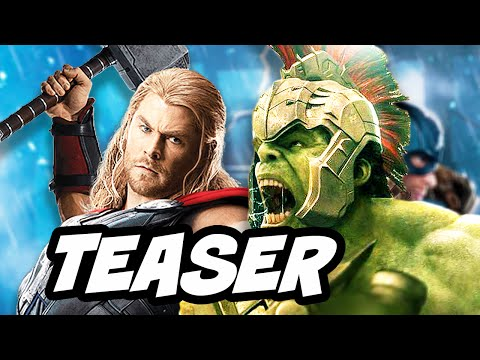 Thor Ragnarok Hela Behind The Scenes Teaser Breakdown