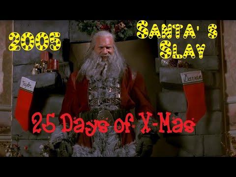 Download Santa's Slay (2005)   25 Days of X-Mas #12