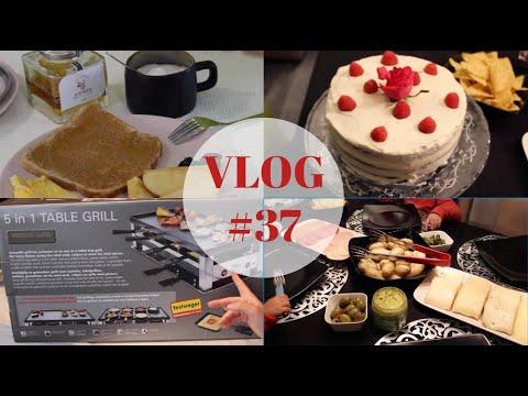 vlog-#33---je-fête-mon-anniversaire-(raclette-party,-recette-molly-cake-chocolat-et-miel-&-vertus)