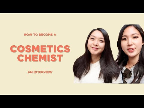 👩🔬How She Became a Cosmetic Chemist & Formulator • Interview