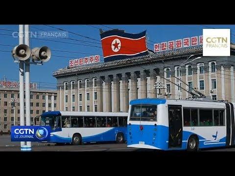 Visite d'État de Xi Jinping en RPDC