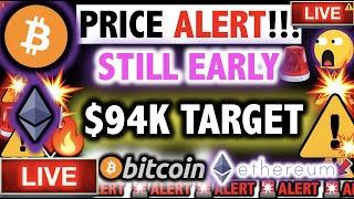 ⚠️ NEXT TARGET FOR BITCOIN $61'000 - $94'000?!!! ⚠️Crypto Analysis TA Today/ BTC Cryptocurrency News