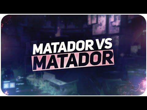 Destiny Matador vs Matador Range Testing // Lets talk Shotguns