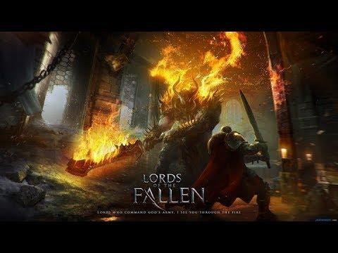 ЛОРДЫ ПАВШИХ \Lords Of The Fallen  (ФЕНТЕЗИ, RPG) ТРЕЙЛЕР