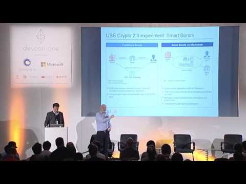 DEVCON1: Smart Bonds - UBS