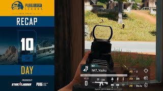 Download lagu Why did the squad cross the road Recap Day 10 PUBG Europe League Phase 3 MP3