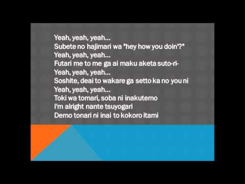 Let Go ( instrumental/karaoke ) M-FLO