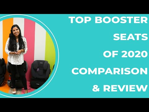 Top Booster Seats of 2020: Find the perfect Booster For you!