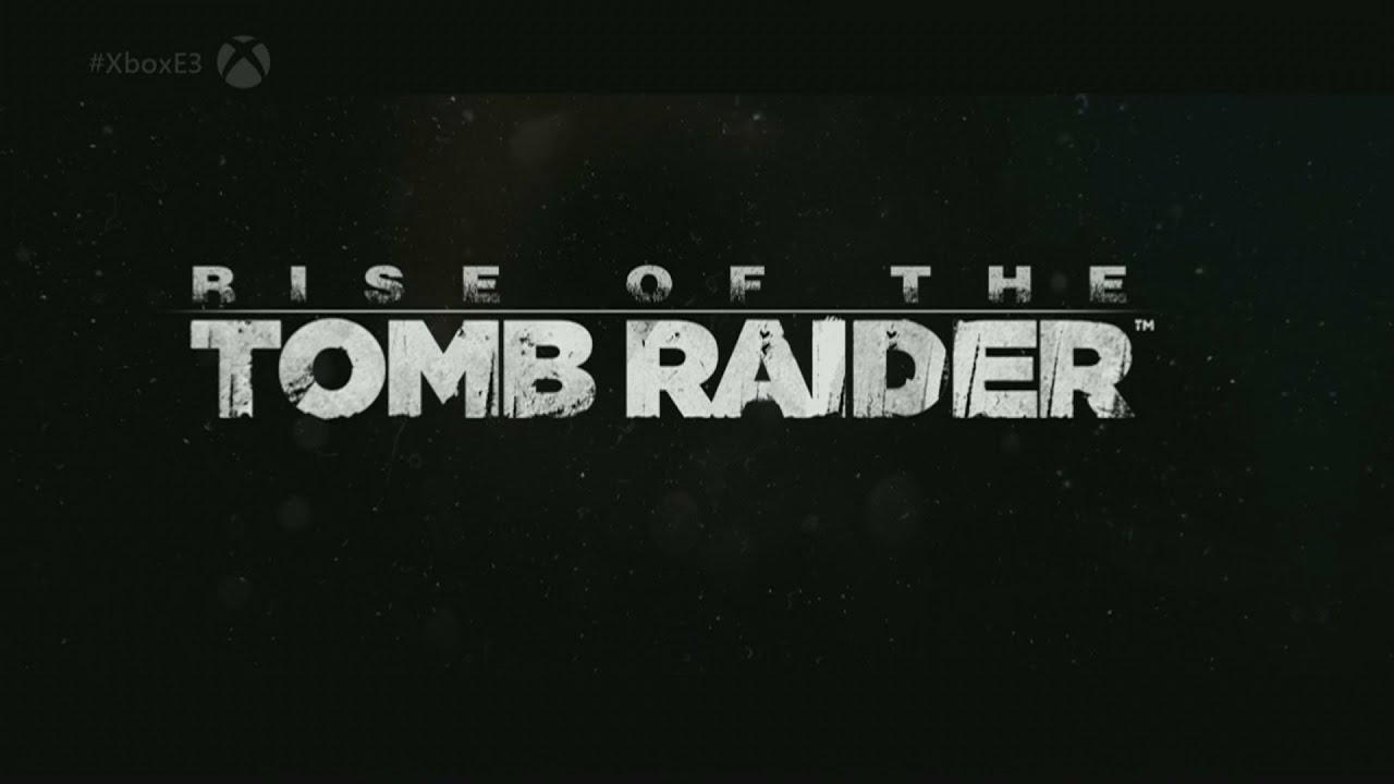 Rise of the Tomb Raider Trailer Announcemt Trailer E3 2014 Xbox One / Playstation 4 - YouTube