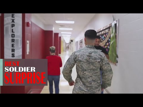 Best Soldier Surprise Homecoming Complete #16