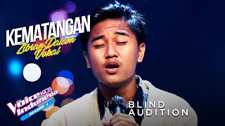 Johanes Zibran - Aku Milikmu (Malam Ini) | Blind Auditions | The Voice Kids Indonesia Season 4