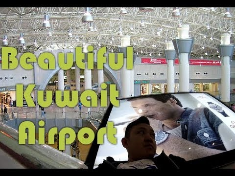 Kuwait Airport - OFW vacation (Kuwait ~ Manila)