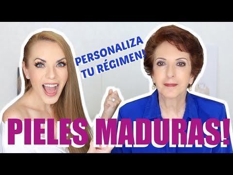 RUTINA PARA PIELES MADURAS QUE SI FUNCIONA!!