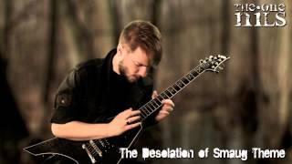 The Hobbit 2 - The Desolation of Smaug Theme - Metal - THEoneNILS