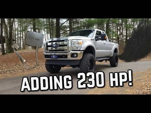 How to add 230hp to your Powerstroke