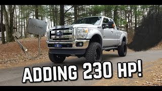 How to add 230hp to your Powerstroke - Deleted and Tuned