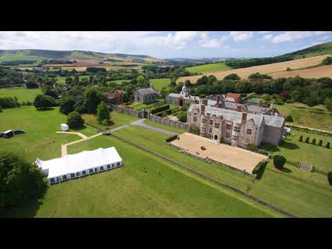 Sussex Marquees at Glynde Place
