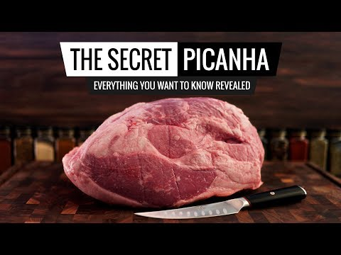 Secret Revealed! How to BUTCHER PICANHA Everything you need to know!