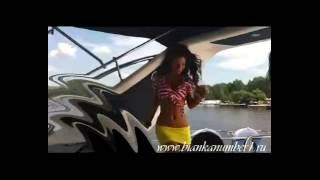 Скачать Бьянка съемки клипа Белый пляж Feat Иракли