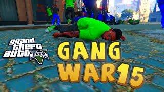 GTA 5 THUG LIFE #15 - GANG WAR BLOOD VS CRIPS XBOX VS PS4 | S2