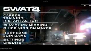Max Settings   SWAT 4