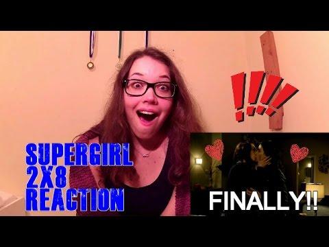 Supergirl Season 2 Episode 8 Reaction