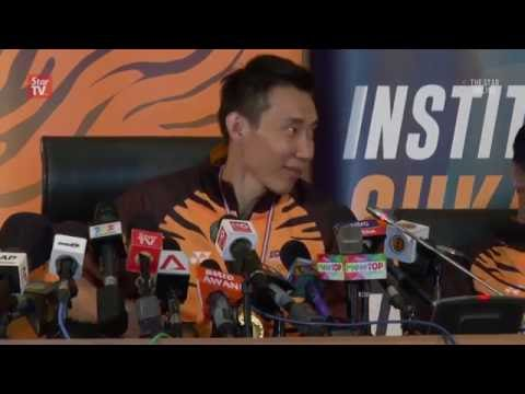 Chong Wei on 'letter' to Lin Dan: We're not in love