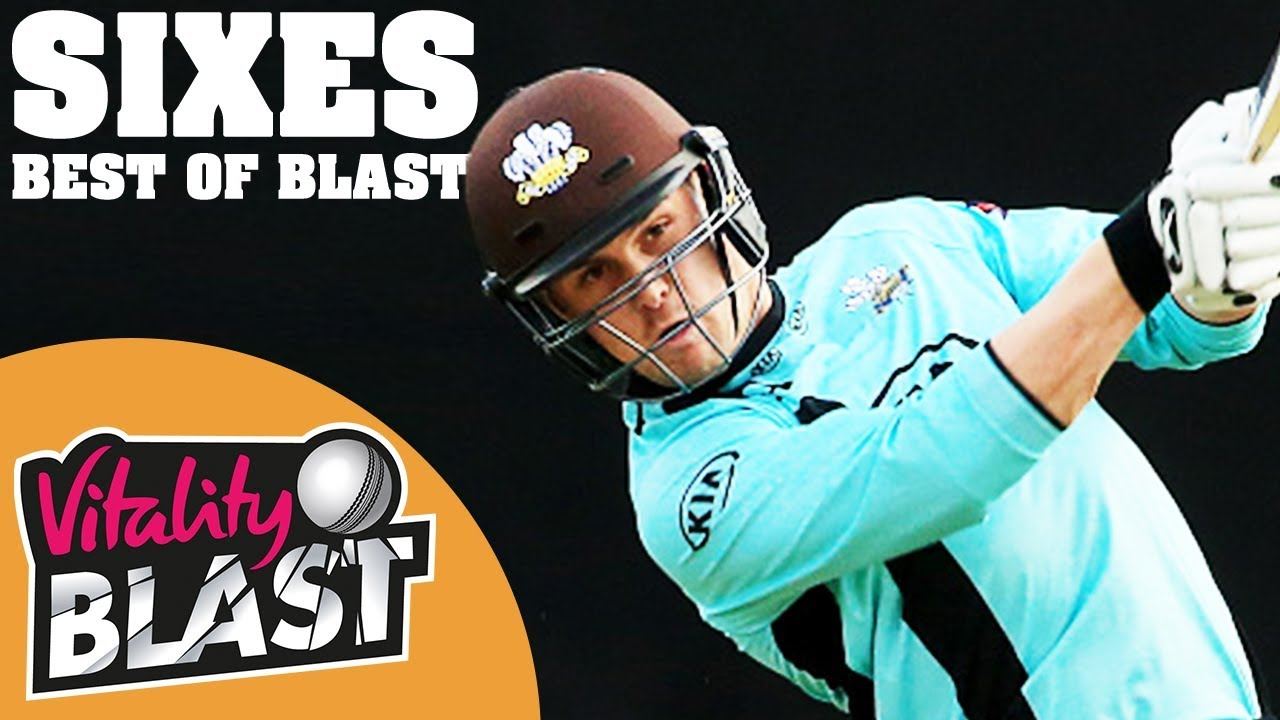 The Biggest Sixes   Best Of Blast   Vote For Your Favourite!