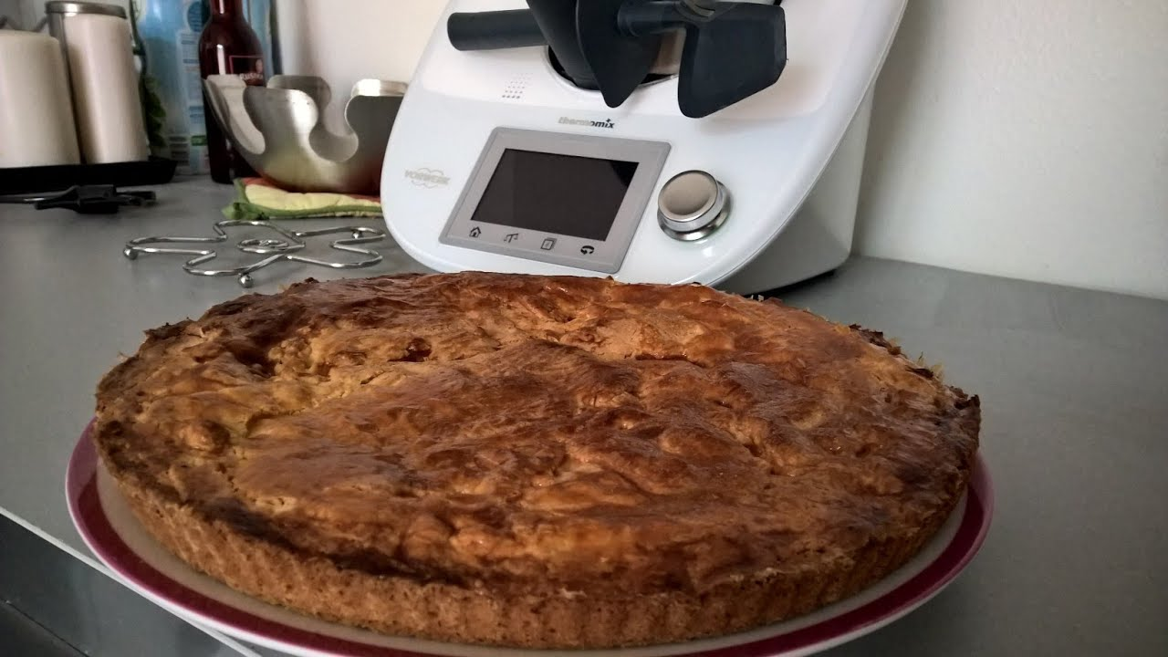 Recette g teau basque thermomix tm5 youtube - Gateau chocolat thermomix tm5 ...