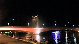 柳都大橋&ウォーターシャトル