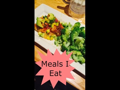 MEALS I ATE TO LOSE 100 POUNDS!