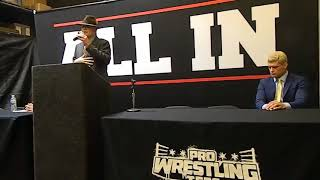 Full All-In Press Conference