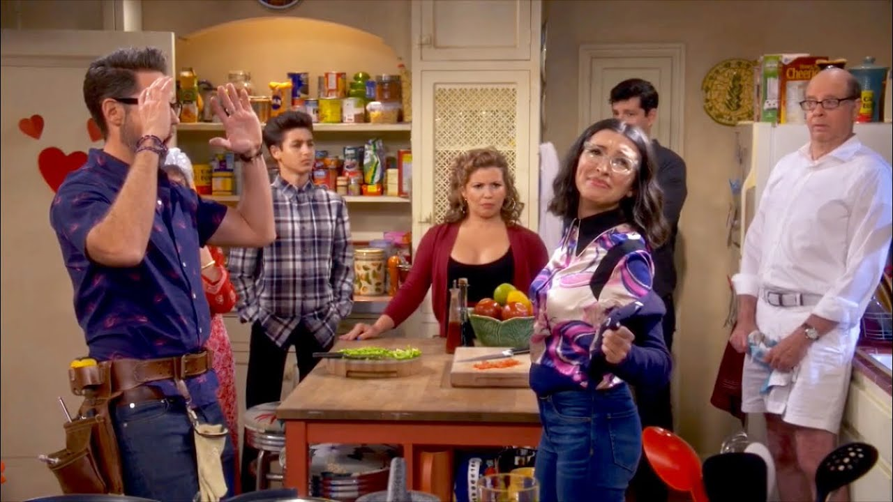 Download One Day at a Time - Schneider and Avery are sad because they're rich! (3x06)