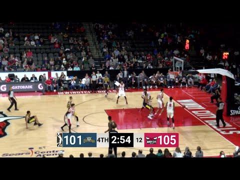 Jarrod Uthoff (24 points) Game Highlights vs. Windy City Bulls