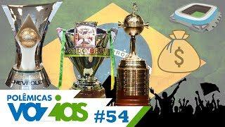 QUAL É O MAIOR CLUBE DO BRASIL? - POLÊMICAS VAZIAS #54