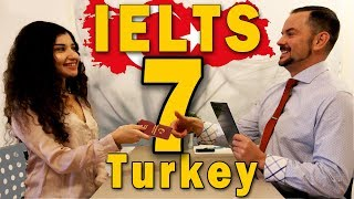 IELTS Speaking Band 7 Turkey - Adventure w Subtitles