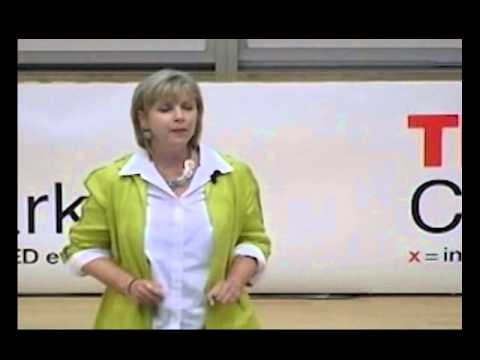 "The Biological Basis of Personality: ""Dr T"" Tina Thomas at TEDxCitadelPark"
