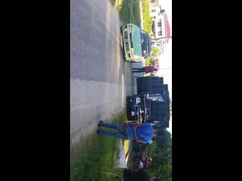 Guyana show car
