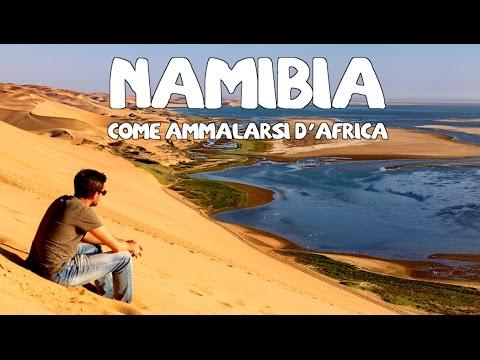 Namibia - Come Ammalarsi d'Africa [SUB ENG]