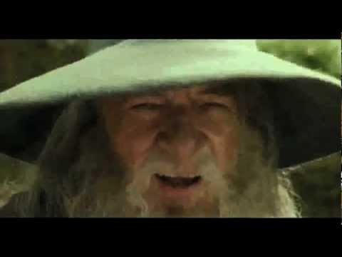 Break Ya Neck Gandalf !