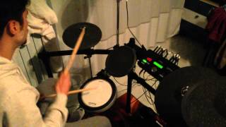 Nothing Else Matters - Metallica Drum Cover by: Fiore Matteo