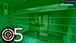 Covert Ops - Nuclear Dawn (PS1) walkthrough part 5
