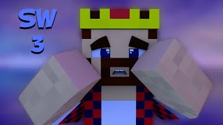 ПЁСИК ПОГИБ :( - Minecraft Skyway Island Survival 3