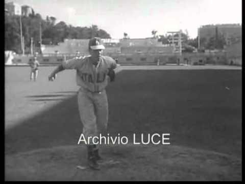 1952 - Italia vs Spagna.