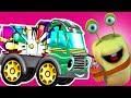 Learn Cars in English with Car Wash Game App