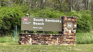 South Sandusky Campground Ręnd Lake, Benton, Illinois