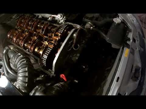 Mercedes SLK230, M111, timing chain | Doovi