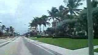 A1A north to Marriott Hotel in Delray Beach by Karina Leal