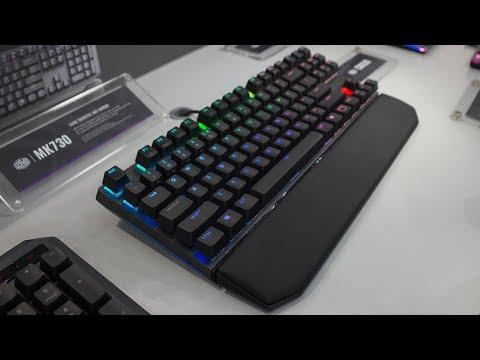 b4f9010ff02 Cooler Master MK730 @ Computex 2018 - YouTube