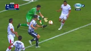 Monterrey 2 - 4 Guadalajara  Jornada 9  Apertura 2018 LIGA Bancomer MX